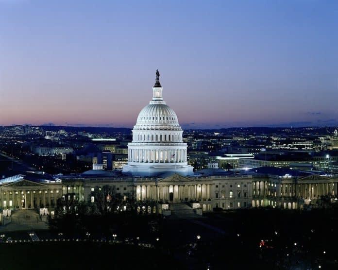 US congress blockchain