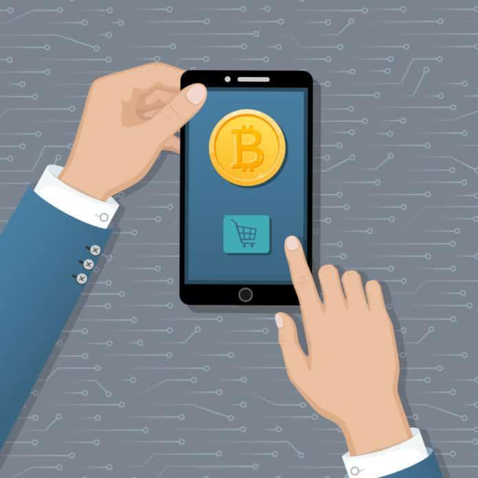 mobile crypto bank