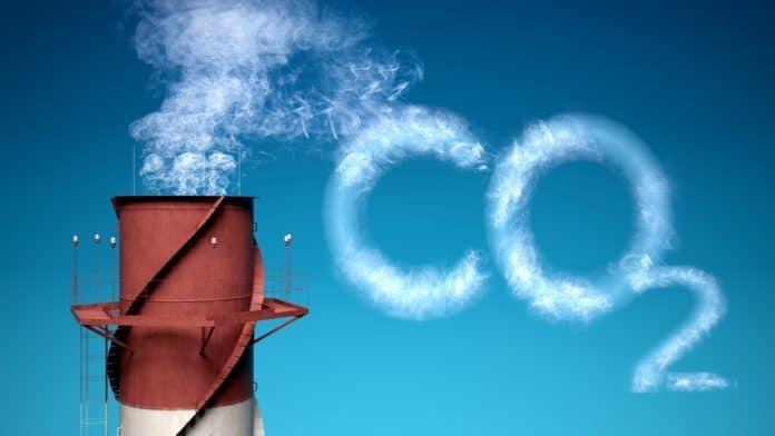 carbon credit token