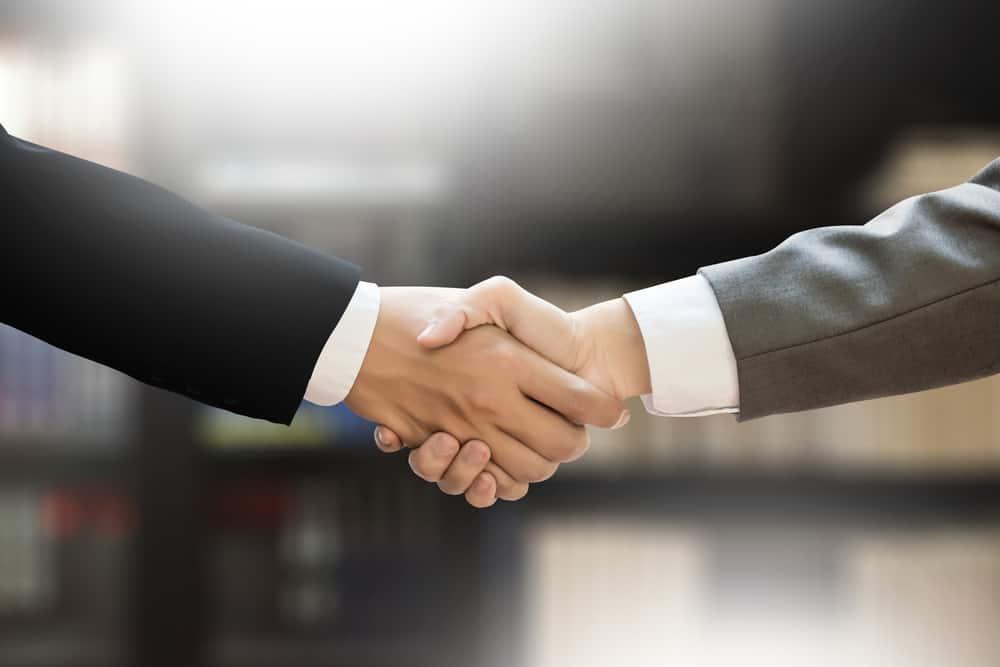 Acquisition deal concept. Source: shutterstock.com