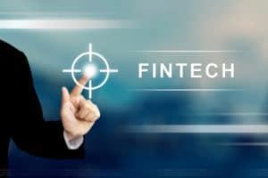Financial technology concept. Source: shutterstock.com