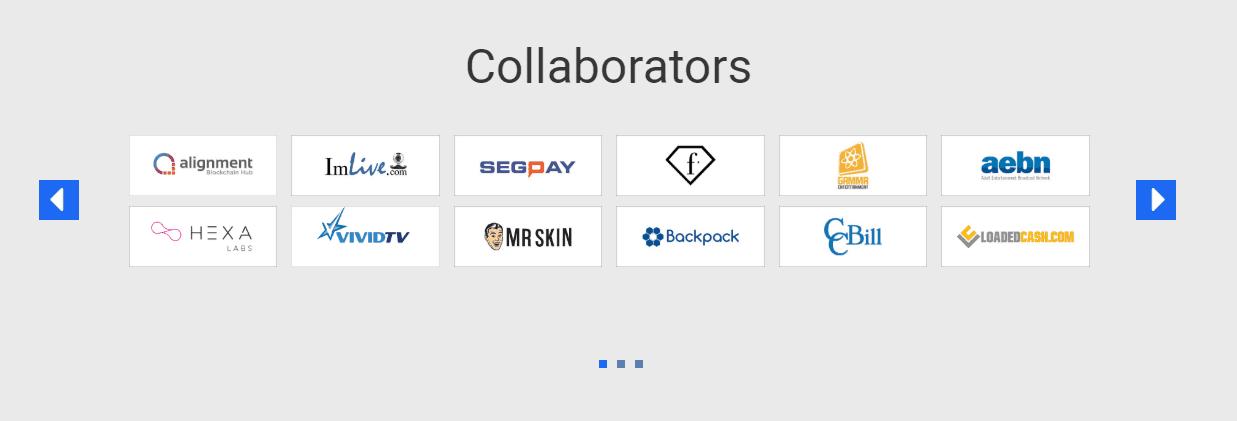 PumaPay Collaborators. Source: pumapay.io