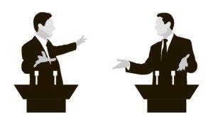 two-speakers-debate-ico