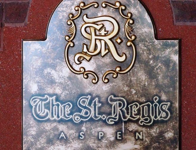 St Regis Aspen