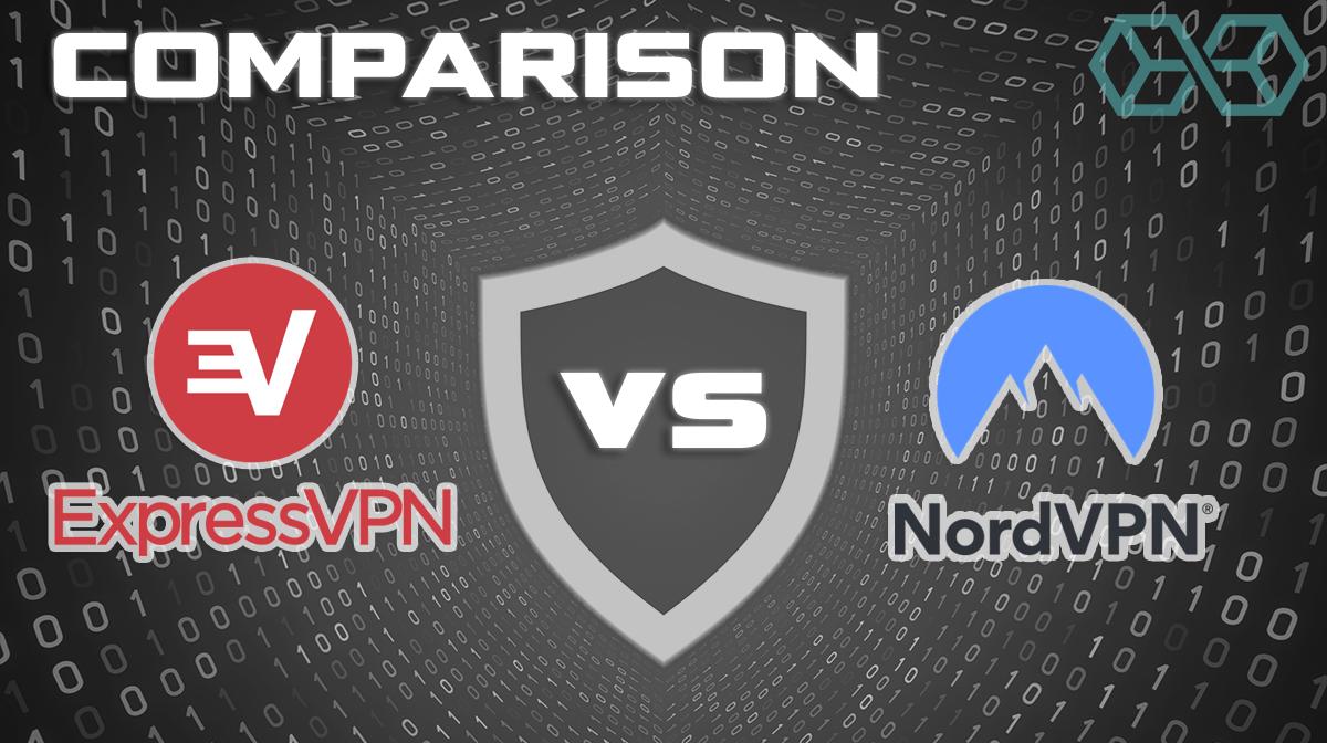 ExpressVPN and NordVPN Comparison