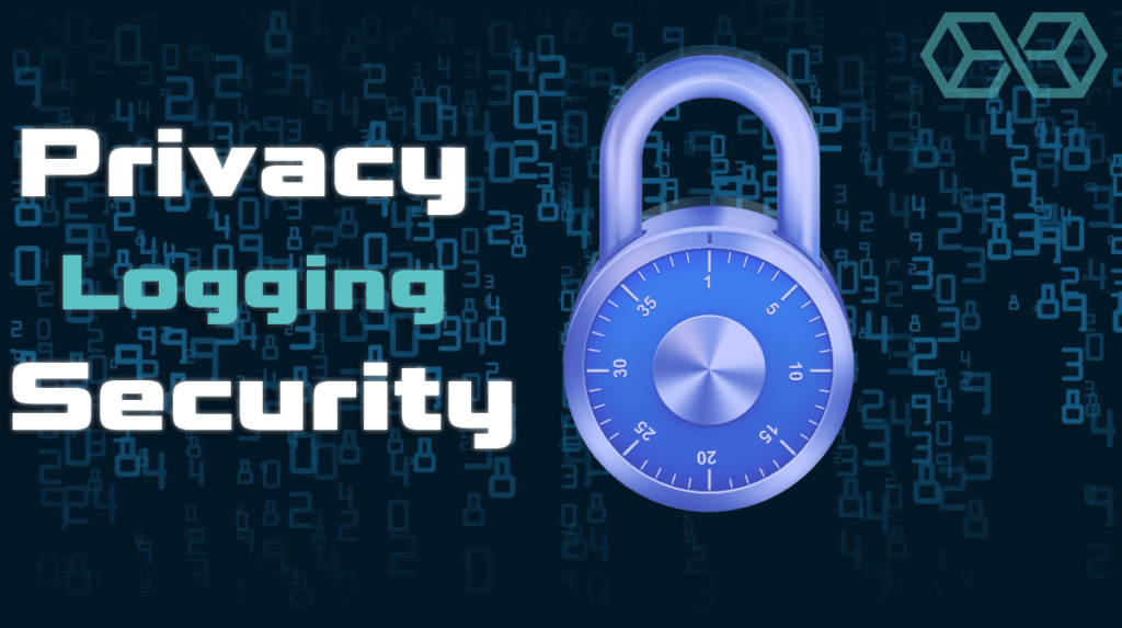 Privacy Logging Security