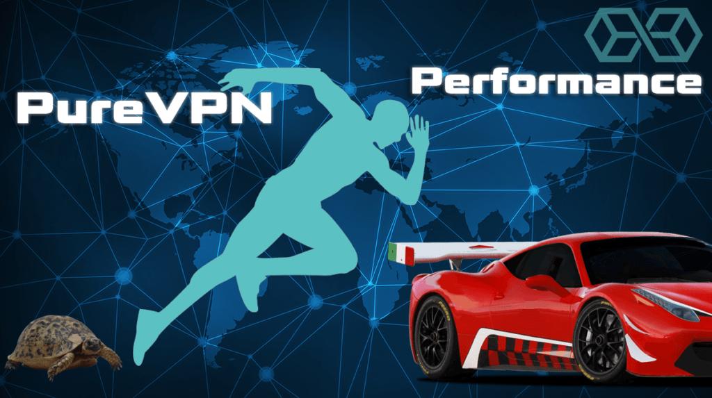 PureVPN Performance