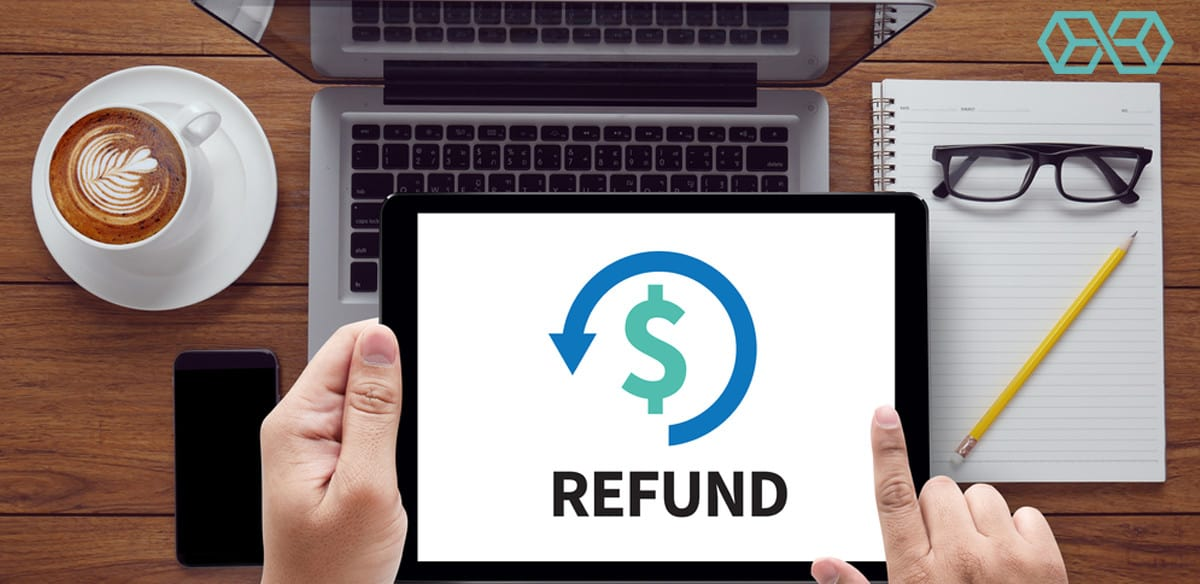 Refund Policy – Source: ShutterStock.com