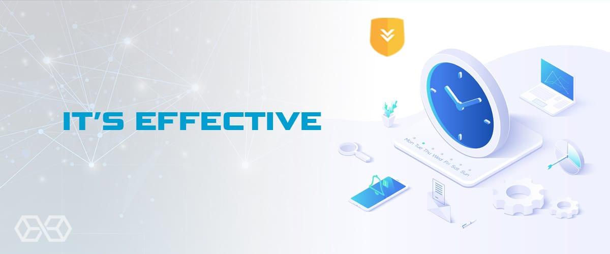 It's Effective - Source: Shutterstock.com