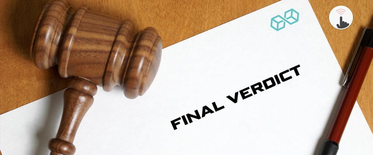 Final Verdict - Source: Shutterstock.com