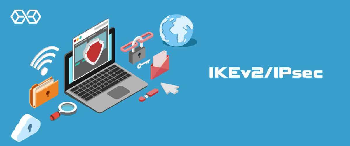IKEv2 (Internet Key Exchange version 2) - Source: Shutterstock.com