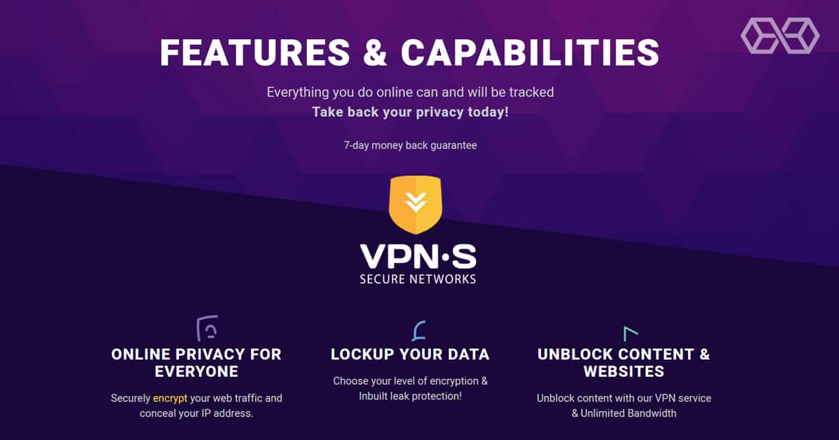VPNSecure: Features and Capabilities