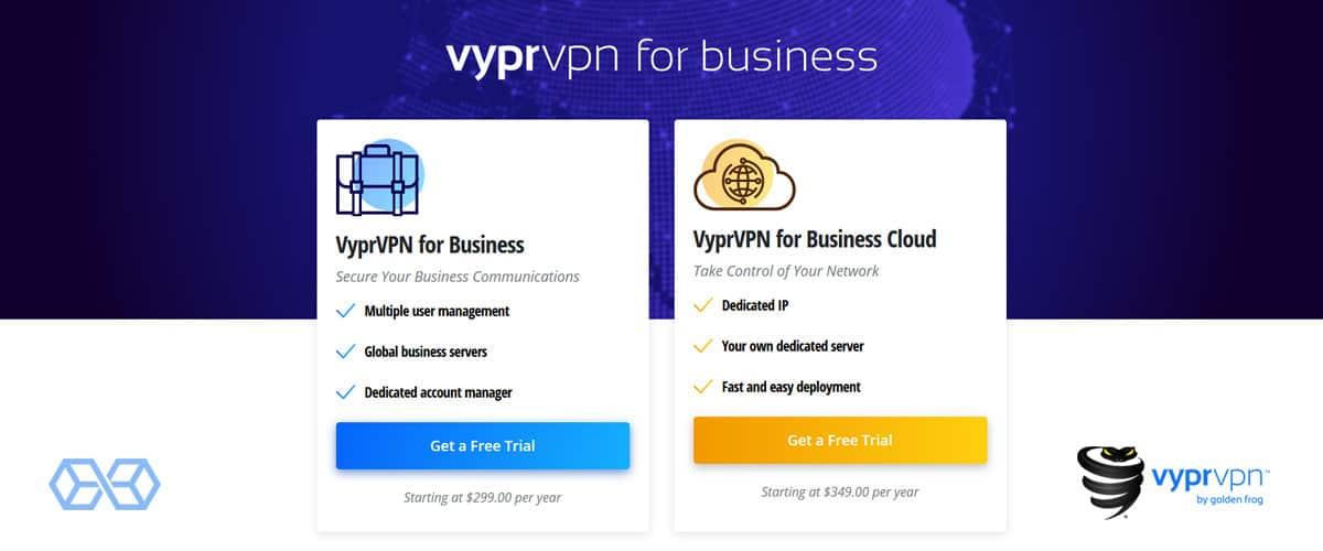 VyprVPN for Business
