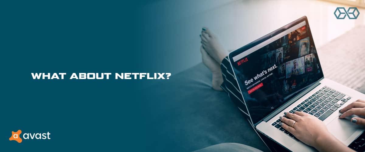 What about Netflix? - Source: Shutterstock.com