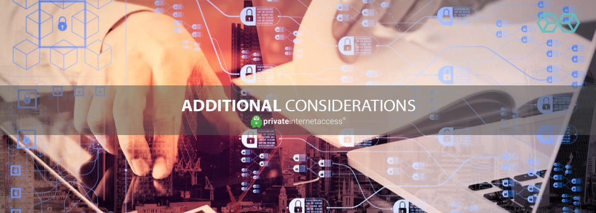 Additional Considerations(PIA) - Source: Shutterstock.com
