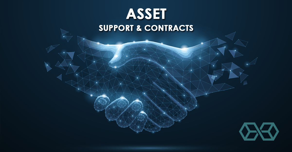 Asset Support and Contracts - Source: ShutterStock.com