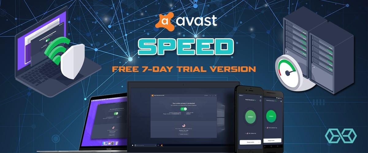 fastest download speeds - Source: Avast.com