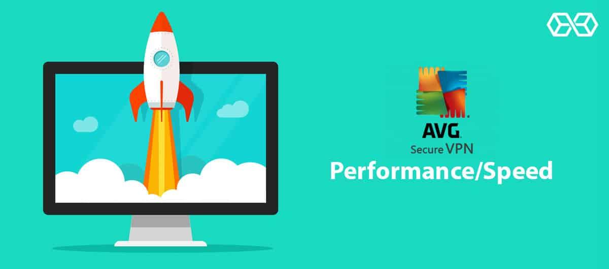 Avg VPN Performance / Speed - Source: Shutterstock.com