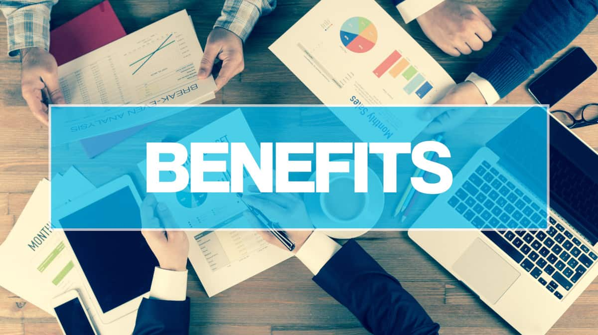 Benefits - Source: ShutterStock.com