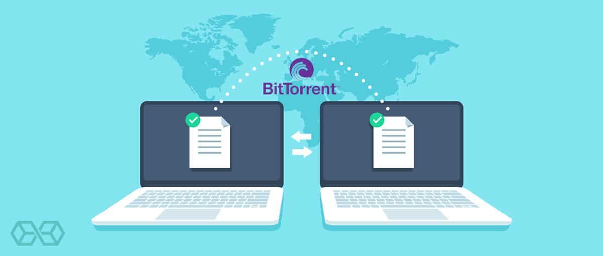 Process of Sending and Receiving Files Through BitTorrent - Source: ShutterStock.com