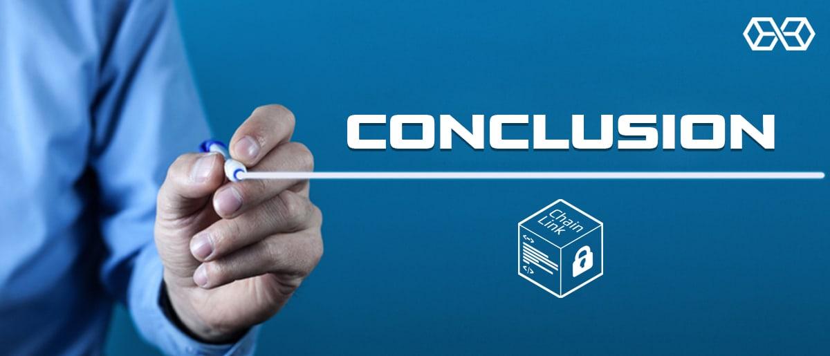 Conclusion - Source: Shutterstock.com