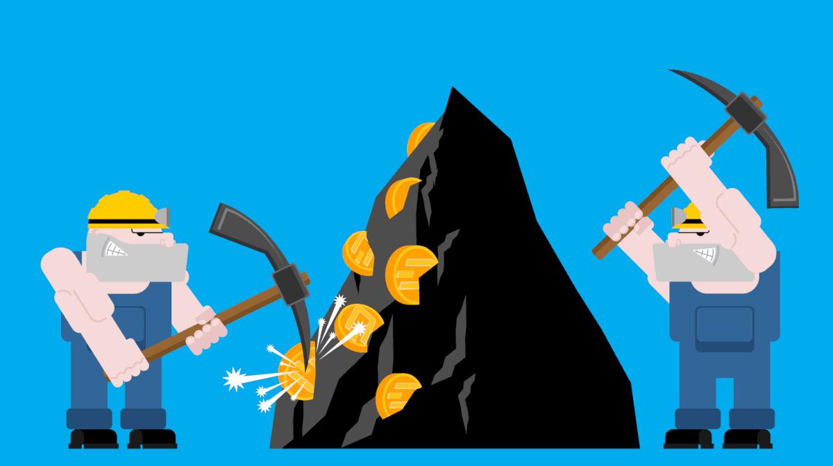 Dash mining pools – Source: ShutterStock.com