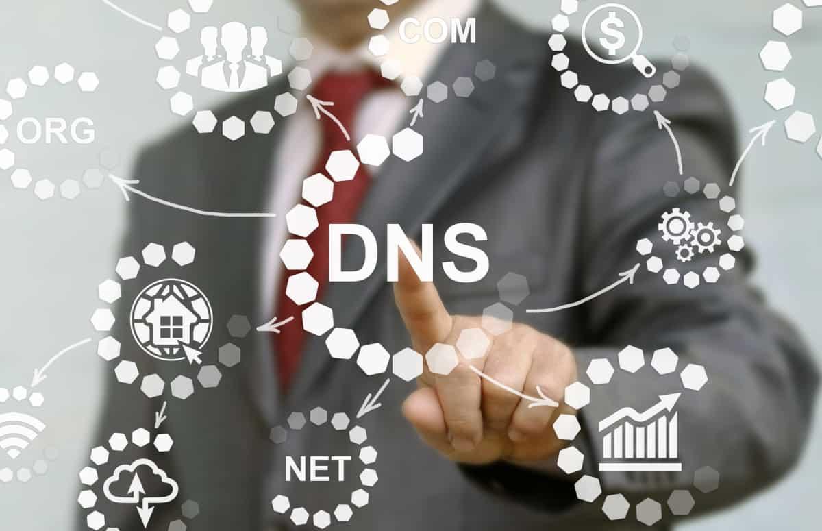 DNS - Source: ShutterStock.com