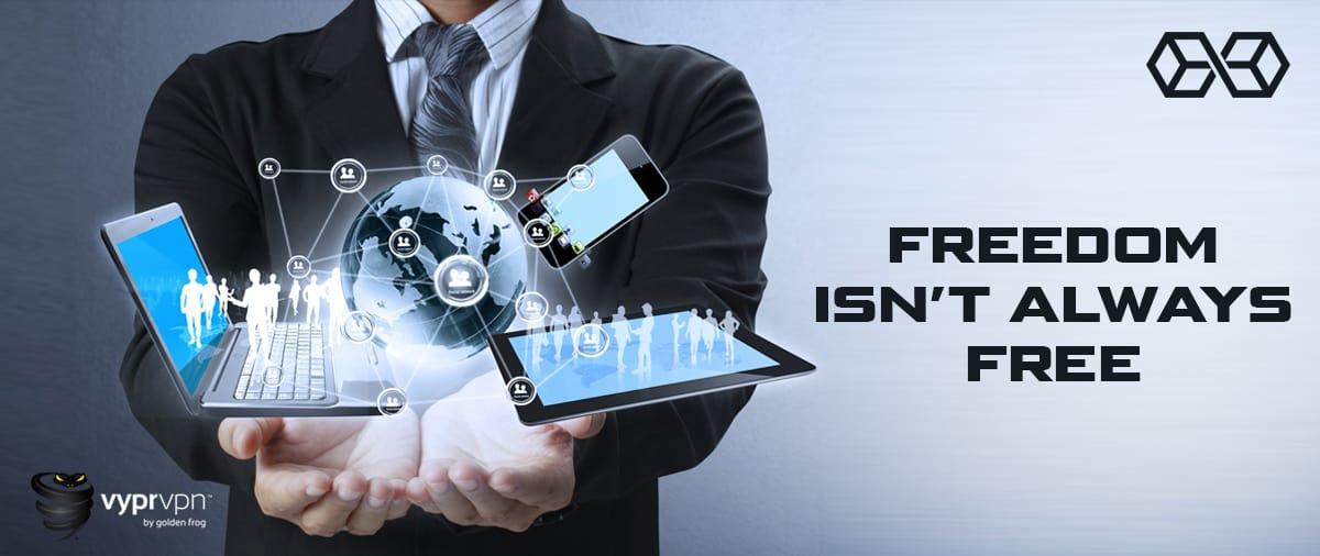 Freedom Isn't Always Free - Source: Shutterstock.com