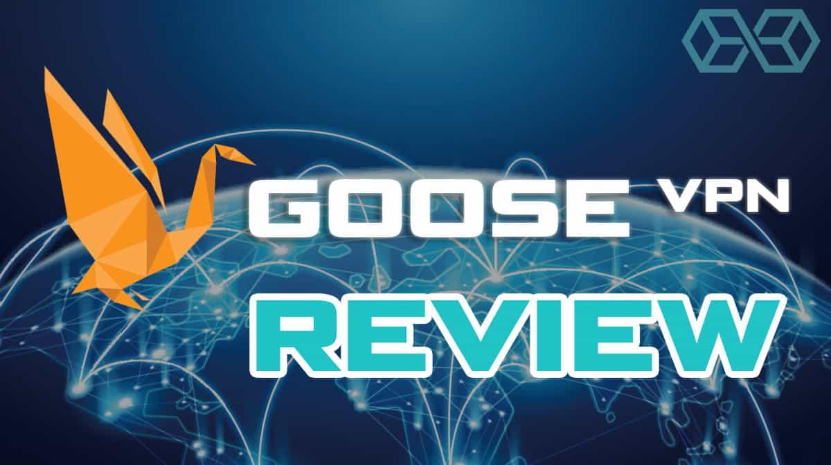 Goose VPN Review