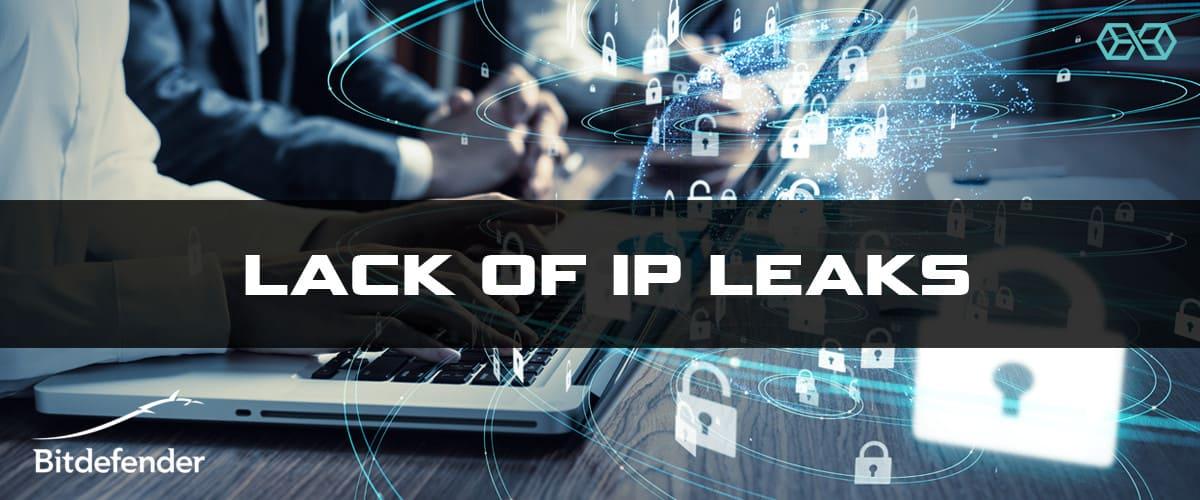 Lack of IP Leaks - Source: Shutterstock.com