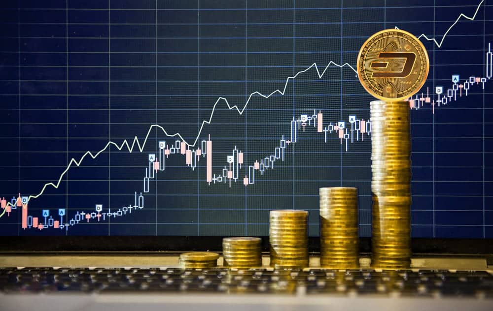 Dash's market cap and coin supply