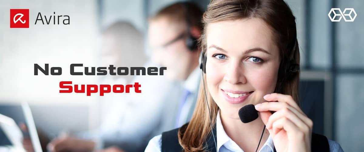 No Customer Support - Source: Shutterstock.com