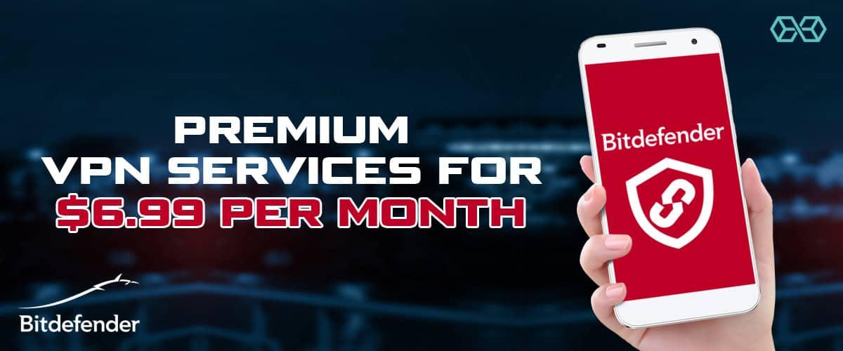 Premium VPN Monthly