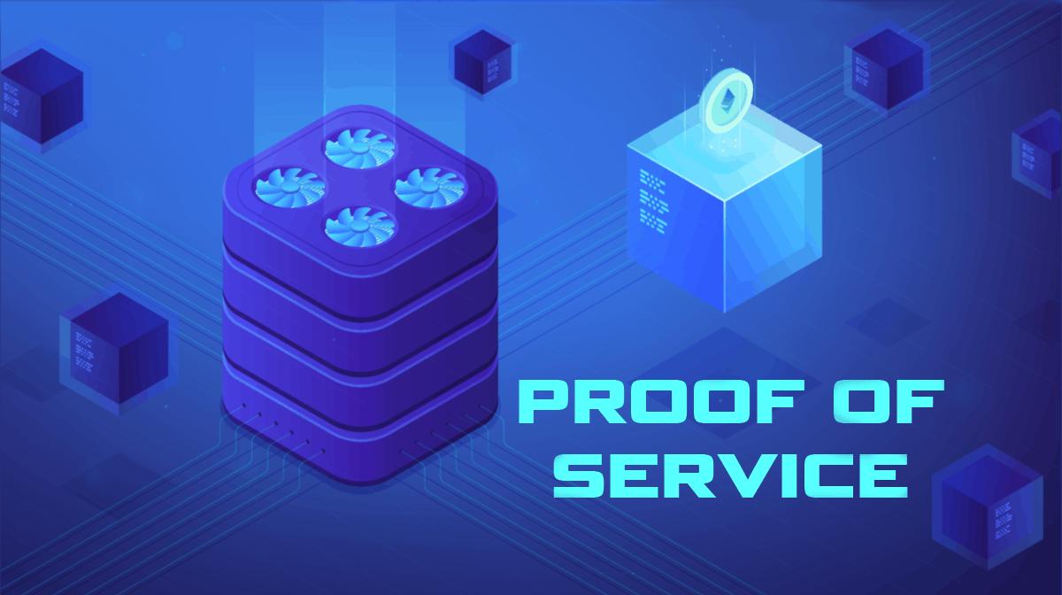 Proof of Service - Source: ShutterStock.com