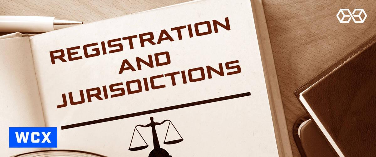 Registration and Jurisdictions - Source: Shutterstock.com