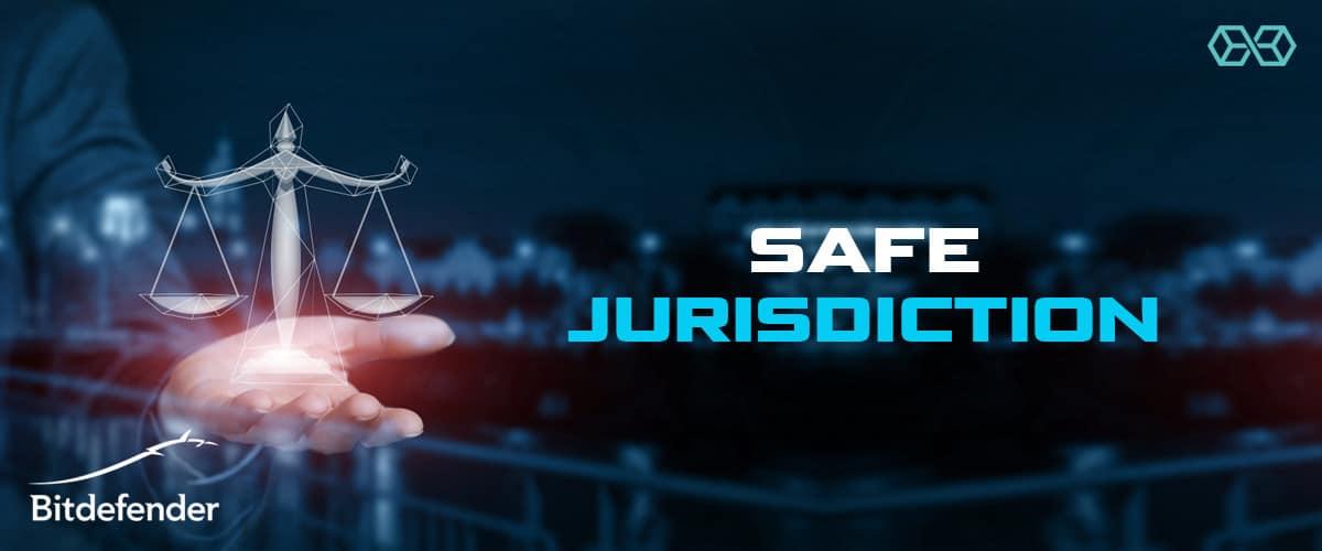 Safe Jurisdiction - Source: Shutterstock.com