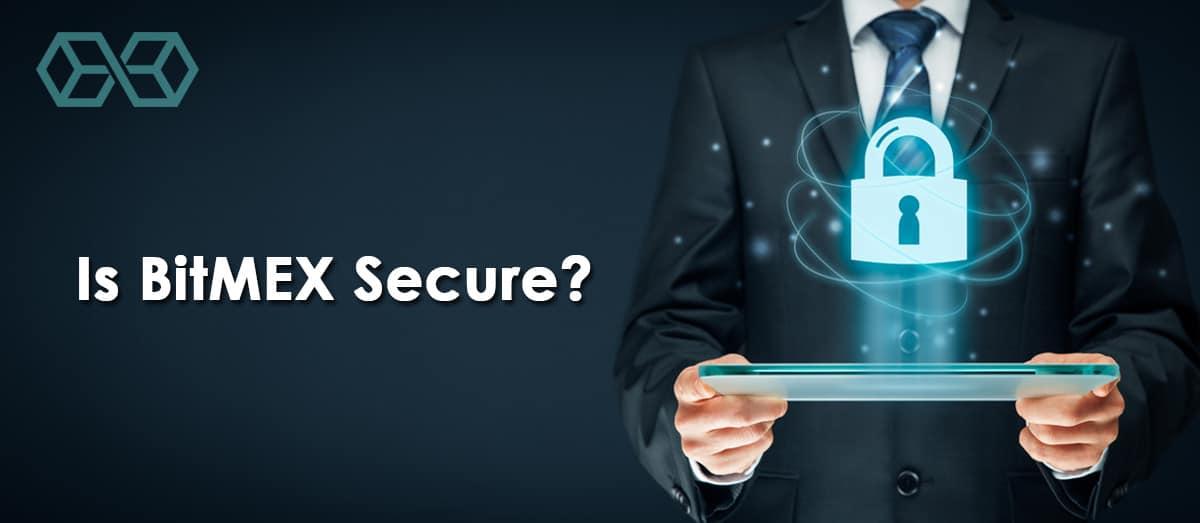 Is BitMEX Secure? - Source: ShutterStock.com