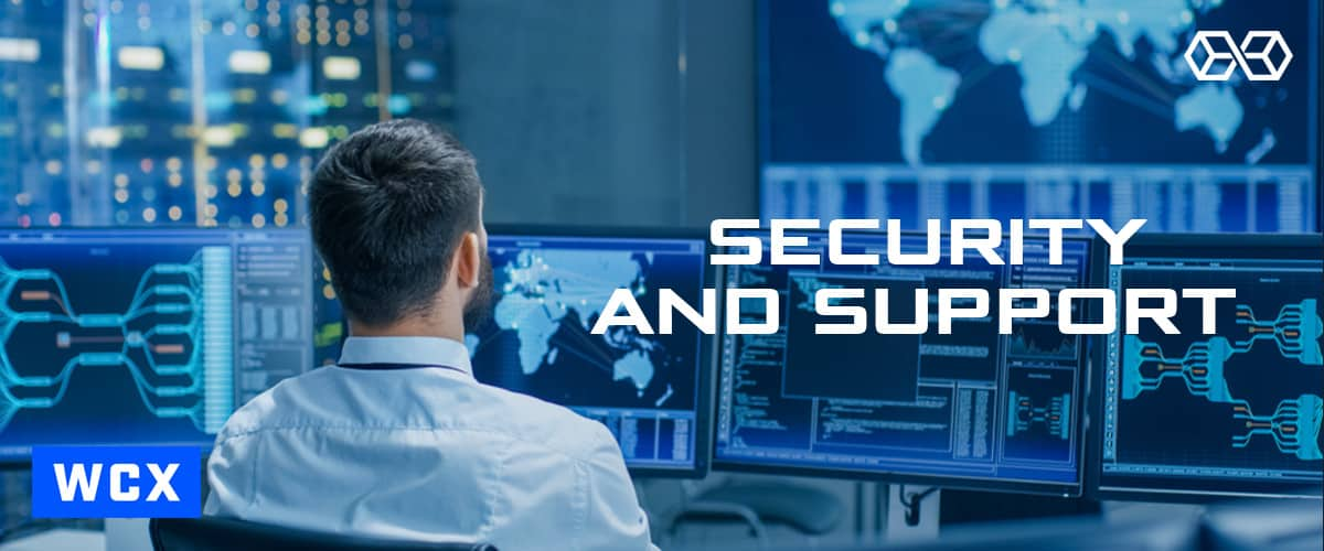 Security and Support - Source: Shutterstock.com