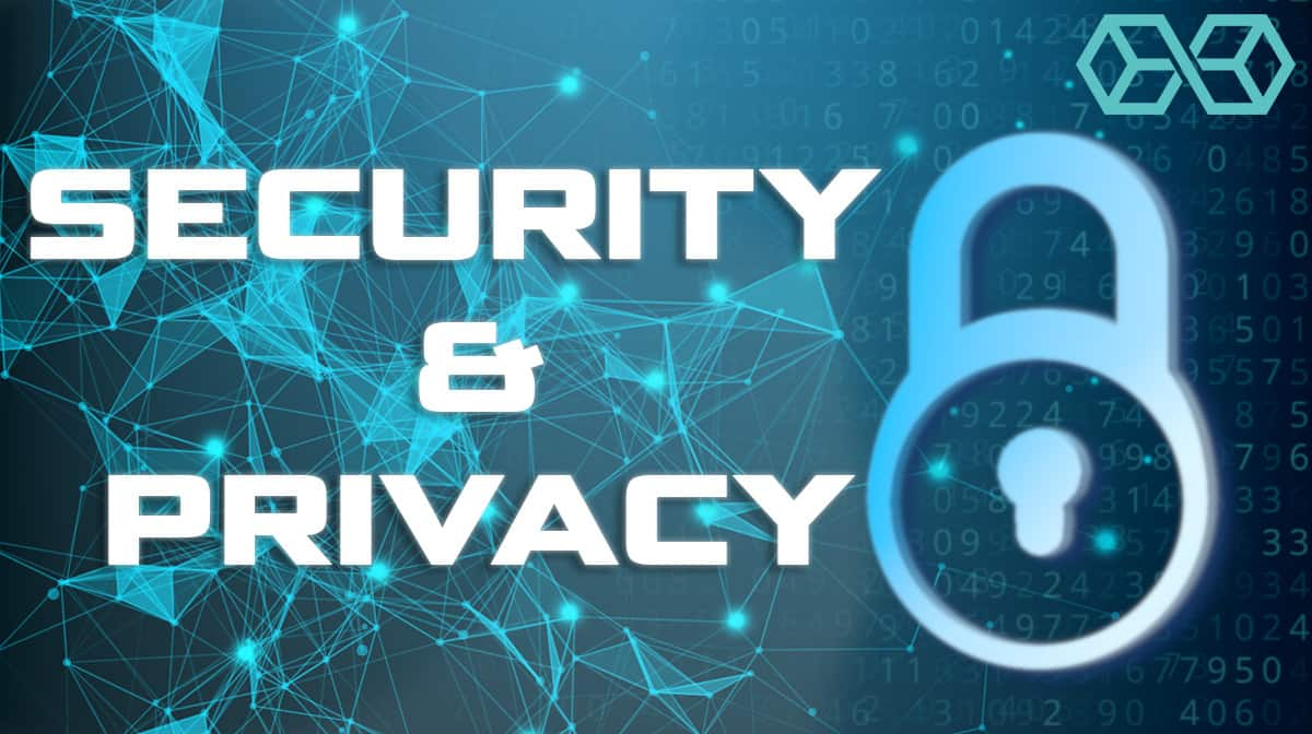 Security and Privacy