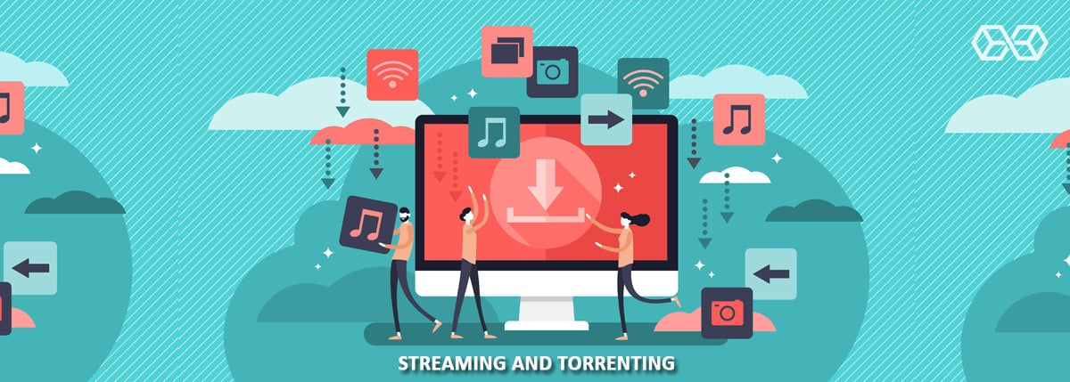 Streaming and Torrenting(PIA) - Source: Shutterstock.com