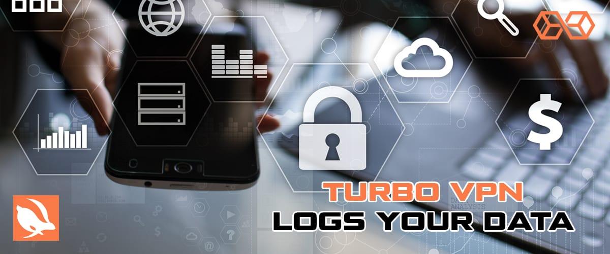 Turbo VPN Logs Your Data - Source: Shutterstock.com