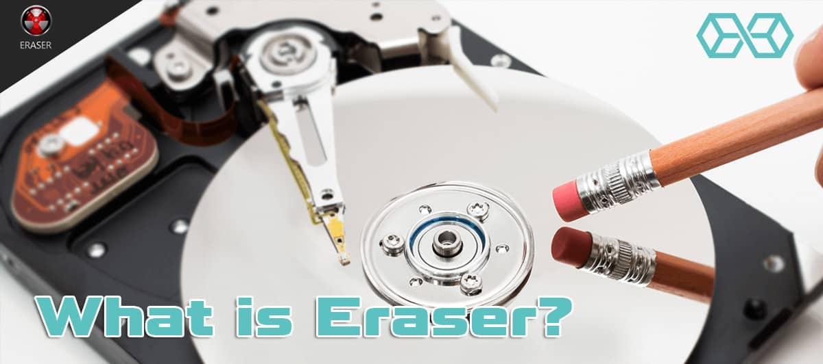 What is Eraser? - Source: eraser.heidi.ie