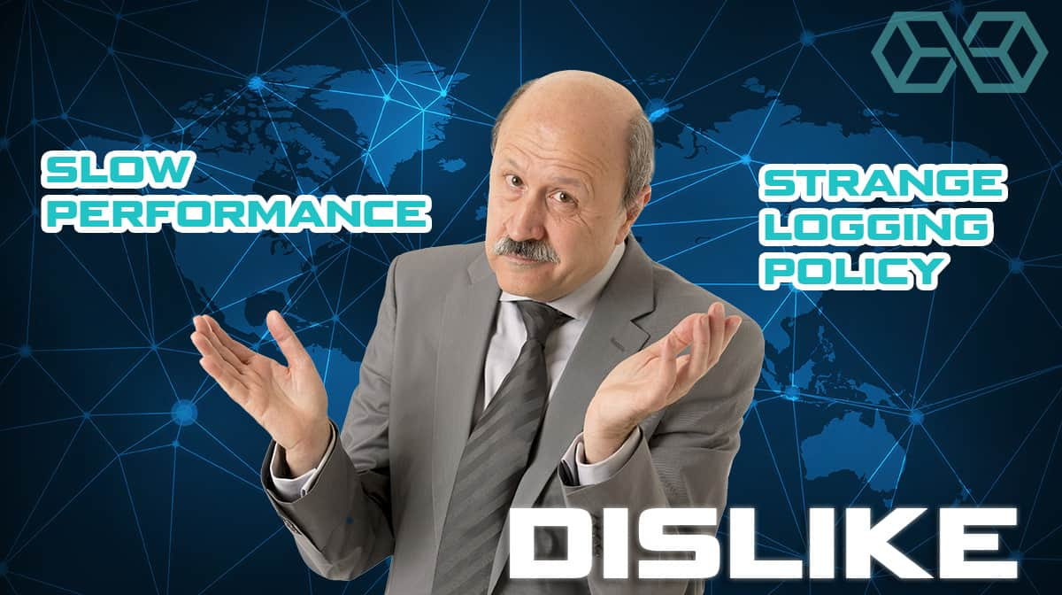 What We Dislike About Goose VPN