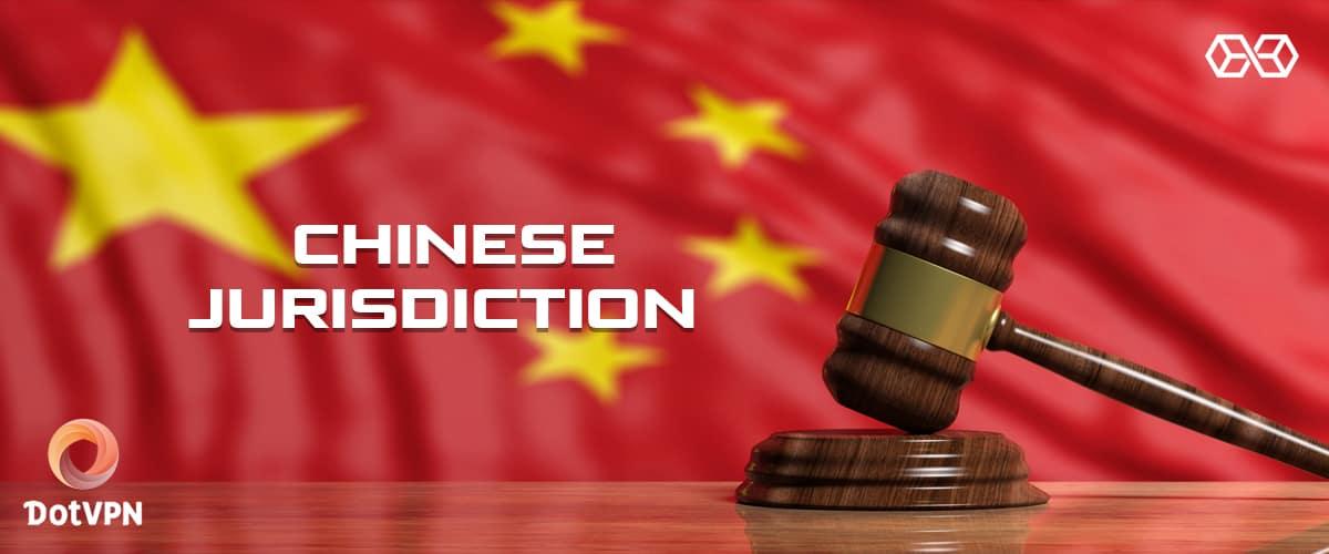 Chinese Jurisdiction DotVPN - Source: Shutterstock.com