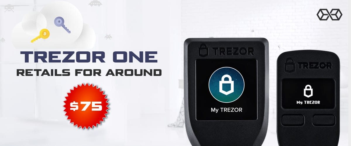 How much is the Trezor One?