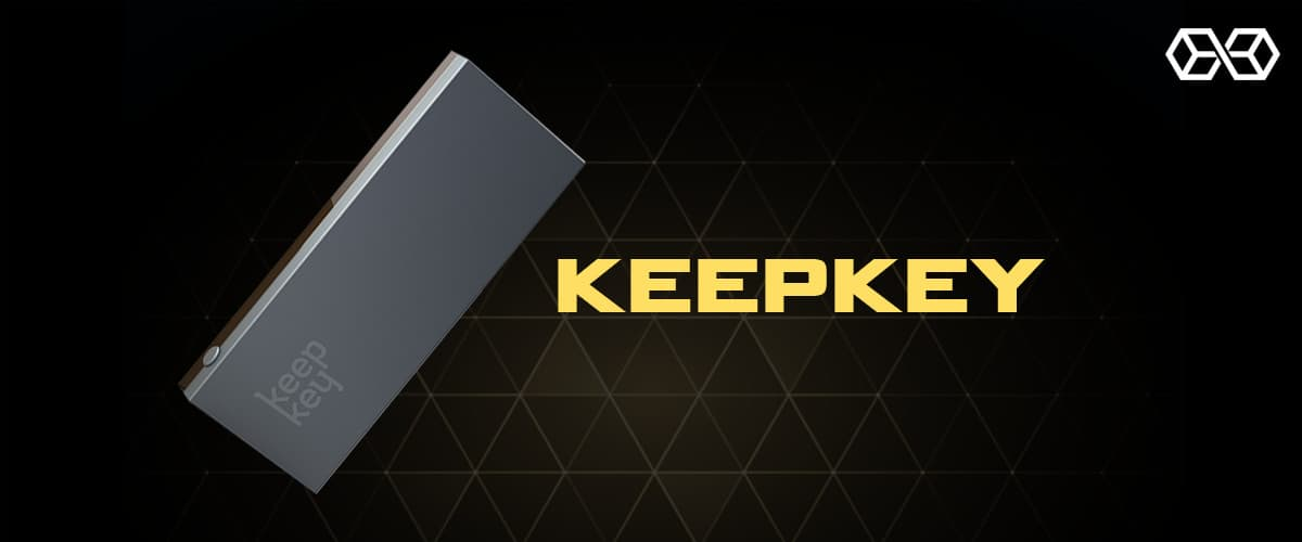 What is the KeepKey?