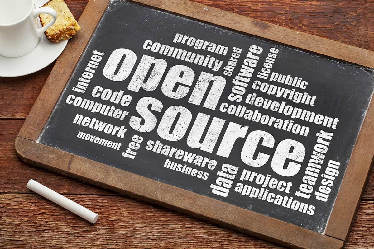 Open Source - Source: ShutterStock.com