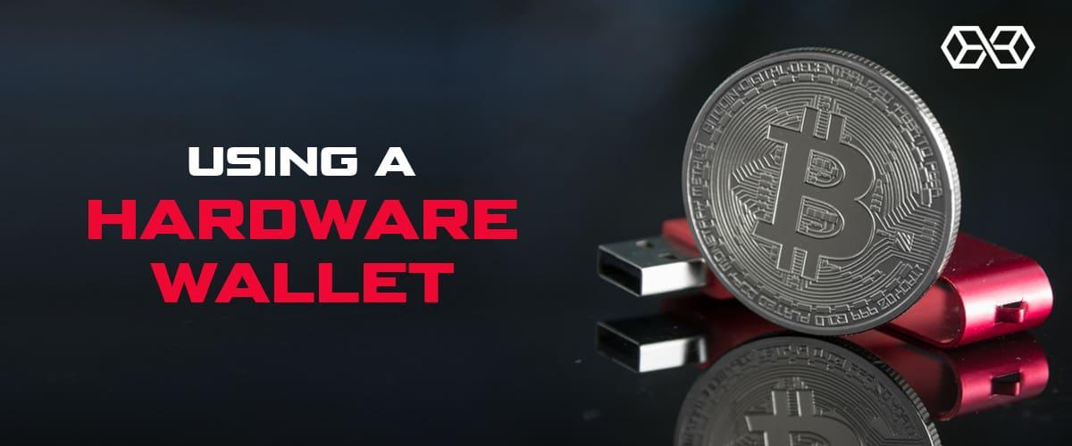 Using a Hardware Wallet - Source: Shutterstock.com