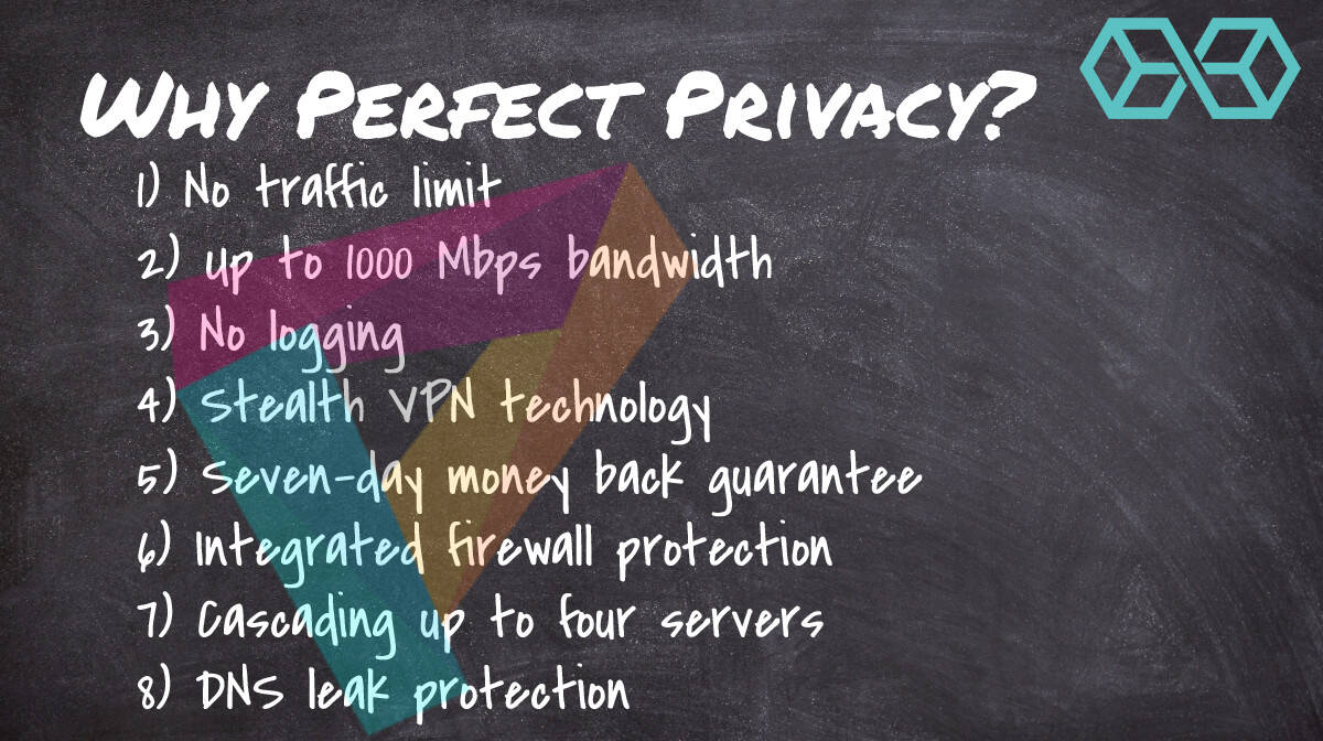 Why Perfect Privacy?