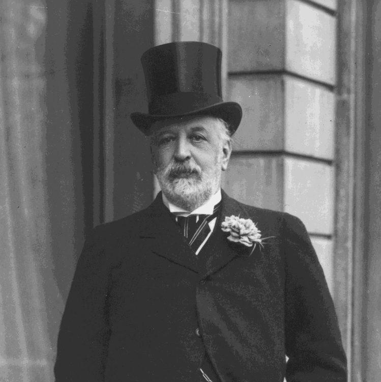 Baron Nathan Mayer Rothschild